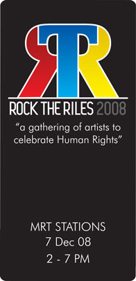 Rock The Riles 2008
